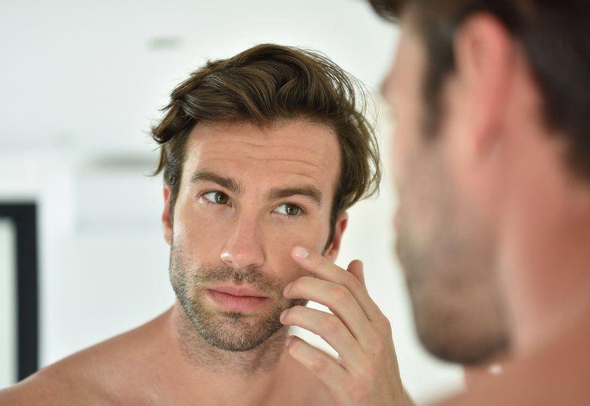 Dermatología en los hombres