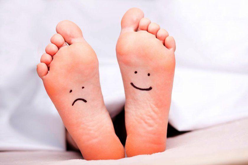 10 enfermedades dermatológicas de los pies causadas por el calzado