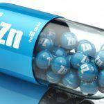 Suplementos de zinc - Enfermedades de la piel