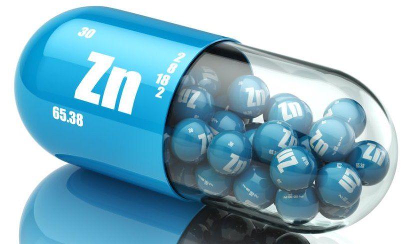 Suplementos de zinc para tratar enfermedades de la piel