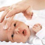 Cuidados de la piel del recién nacido